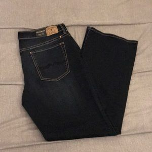 Lucky Brand Bootcut Ankle Jeans Plus Size 14/32